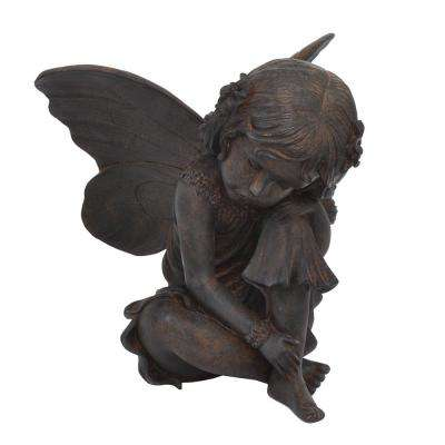 Abstract Sleeping Fairy Statuary