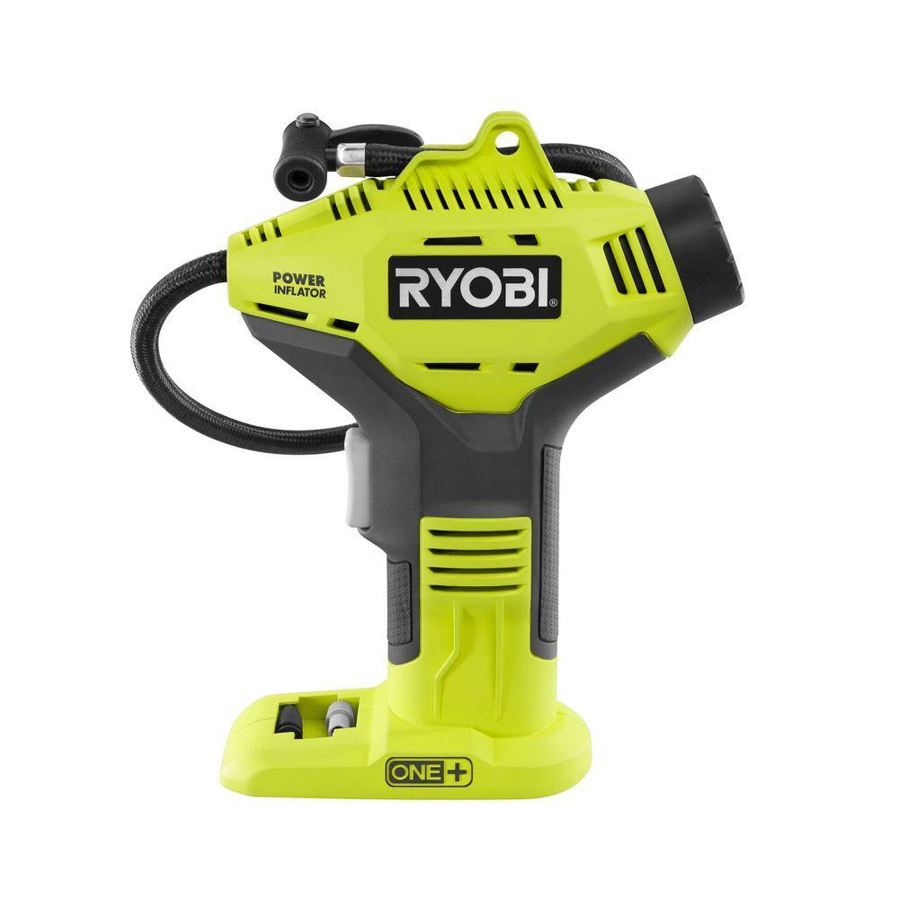 Ryobi 18-Volt ONE+ Power Inflator (Tool-Only) by Ryobi