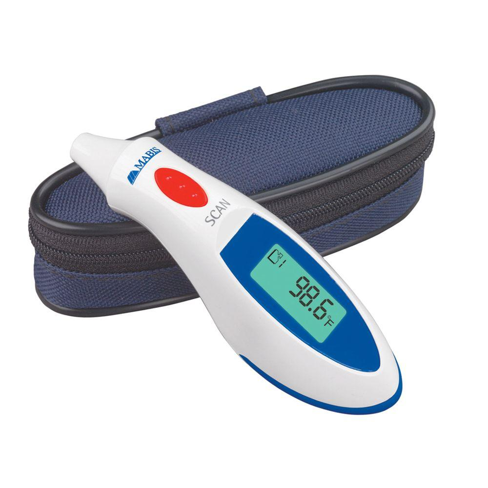 TenderTykes Dual Scale Instant Ear Thermometer