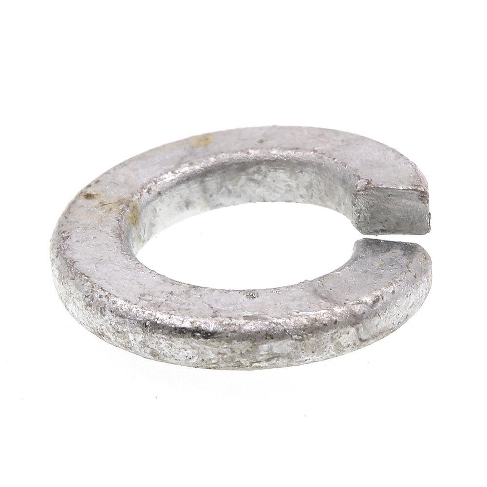 50-Pack Prime-Line 9082096 Medium Split Lock Washers Hot Dip Galvanized Steel 1//4 in.