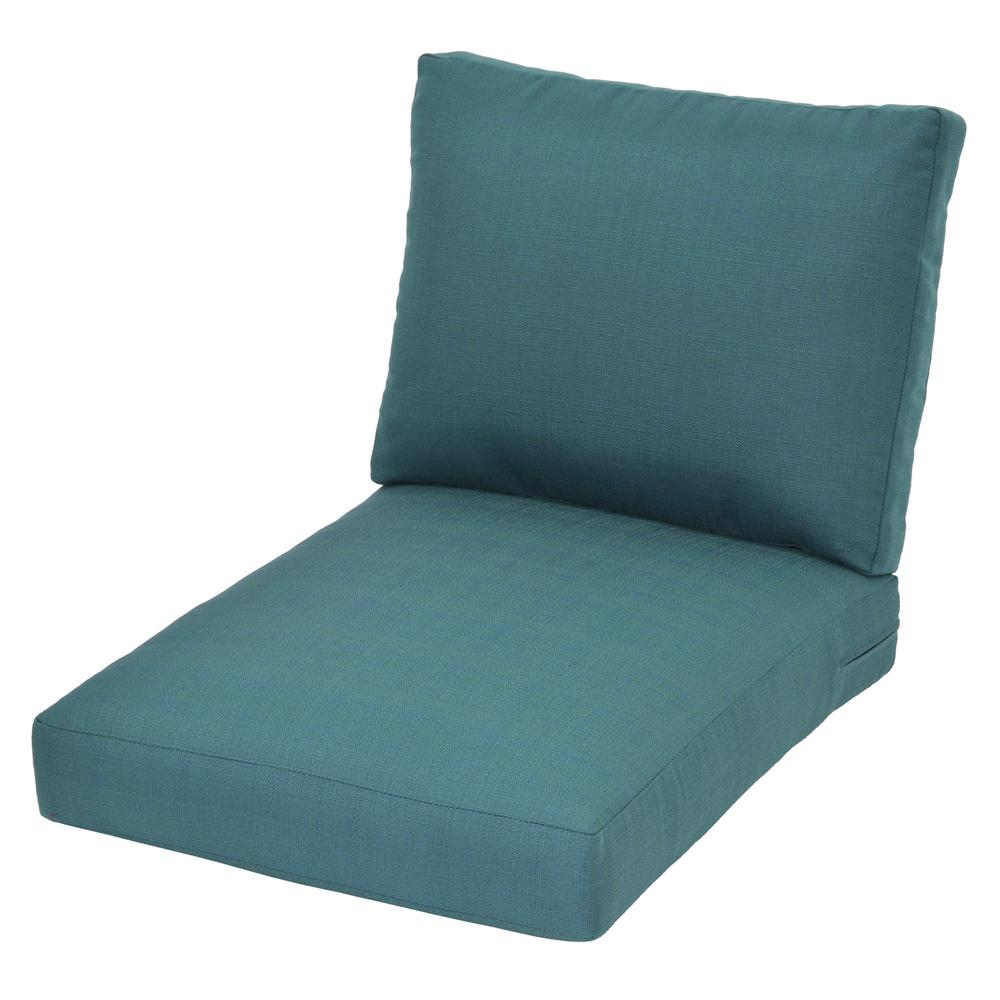 Beverly Charleston Replacement Outdoor Lounge Chair Cushion