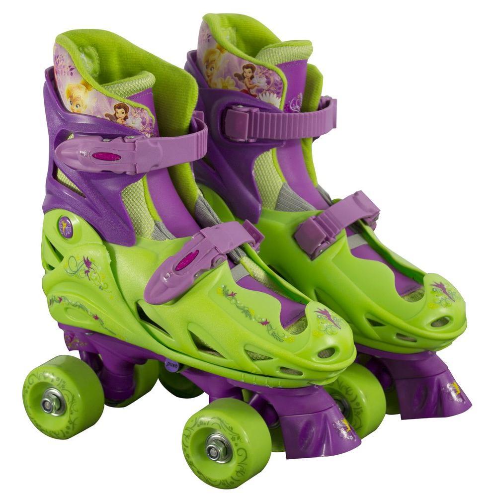 Disney Fairies Kids Classic Quad Roller Skates