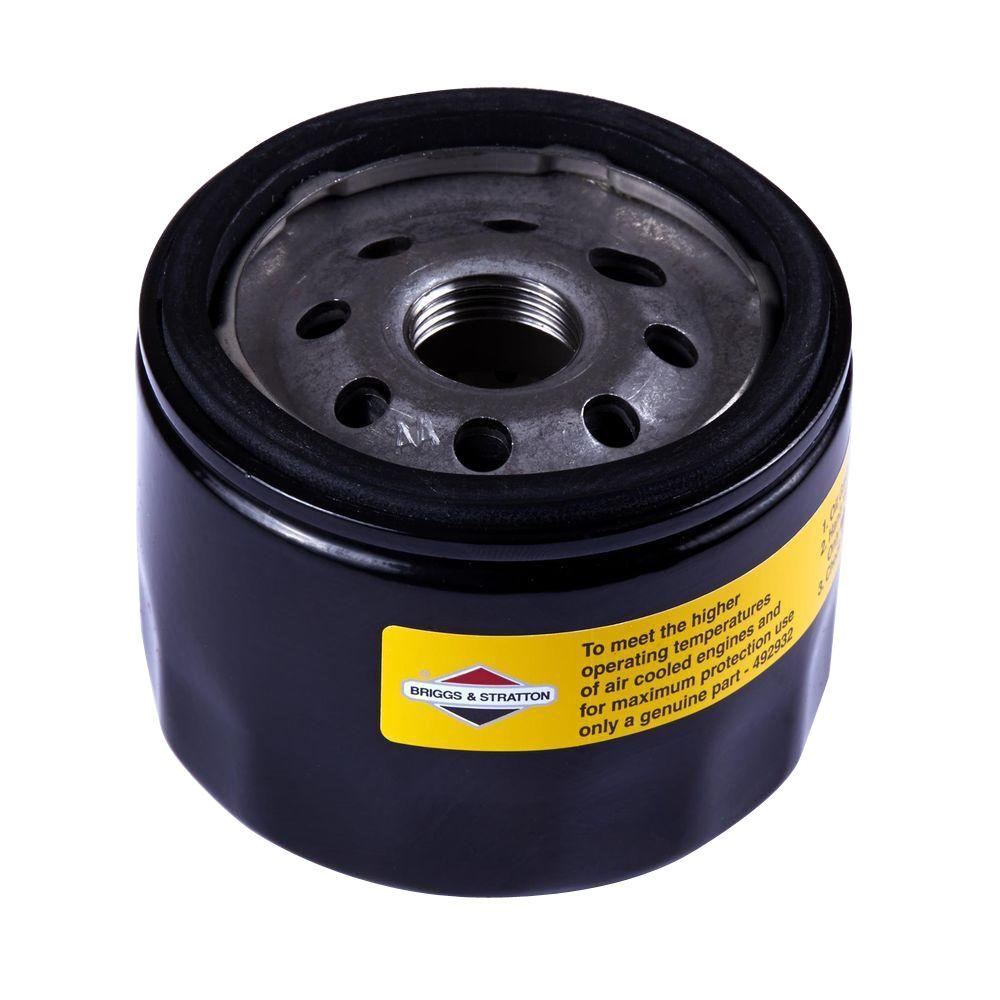 2-1/4 in. H Short Oil Filter for Intek and Vanguard