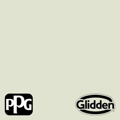Glidden Premium 1 gal. PPG1122-2 Lime Wash Flat Interior Latex Paint