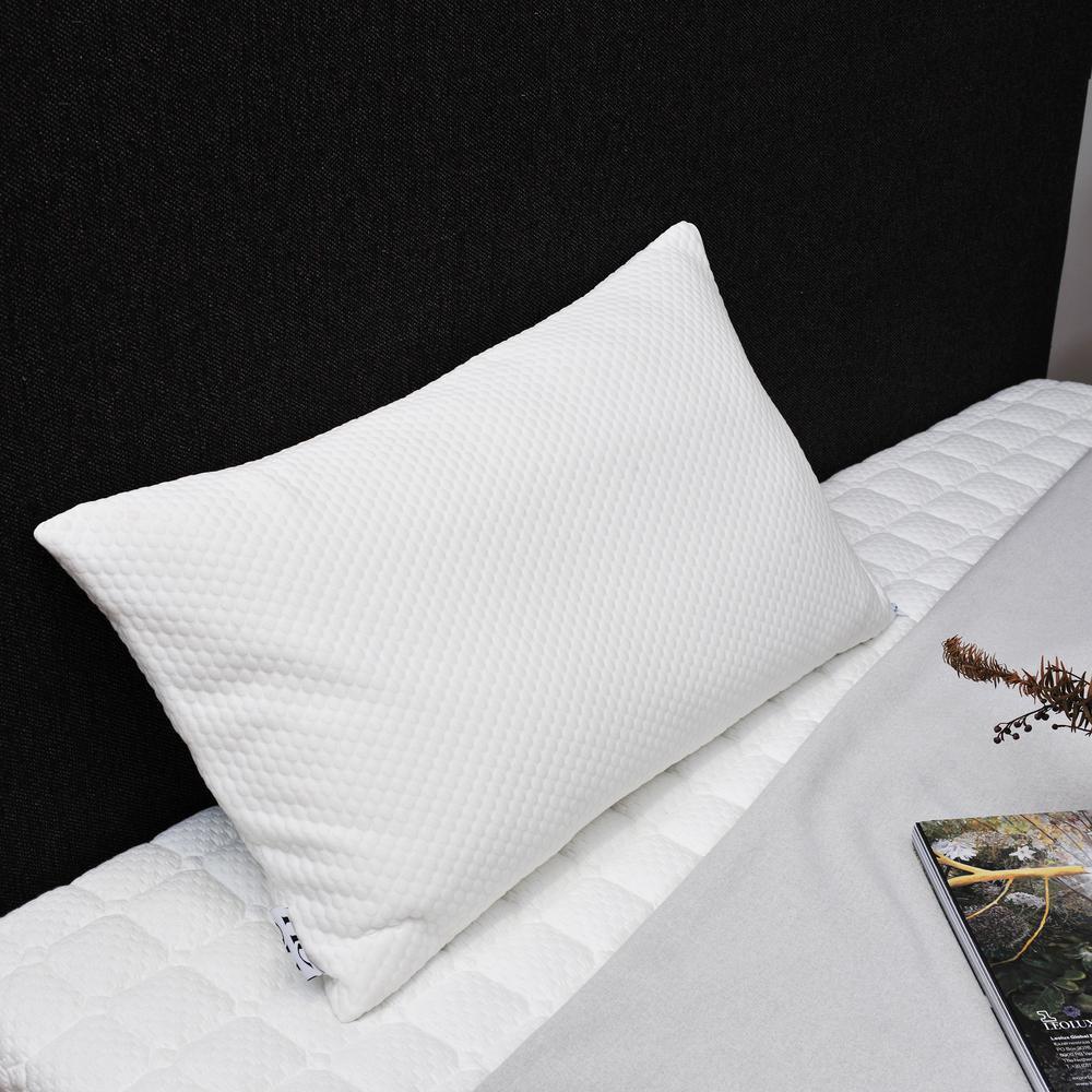 """""""shredded memory foam pillow small"""""""