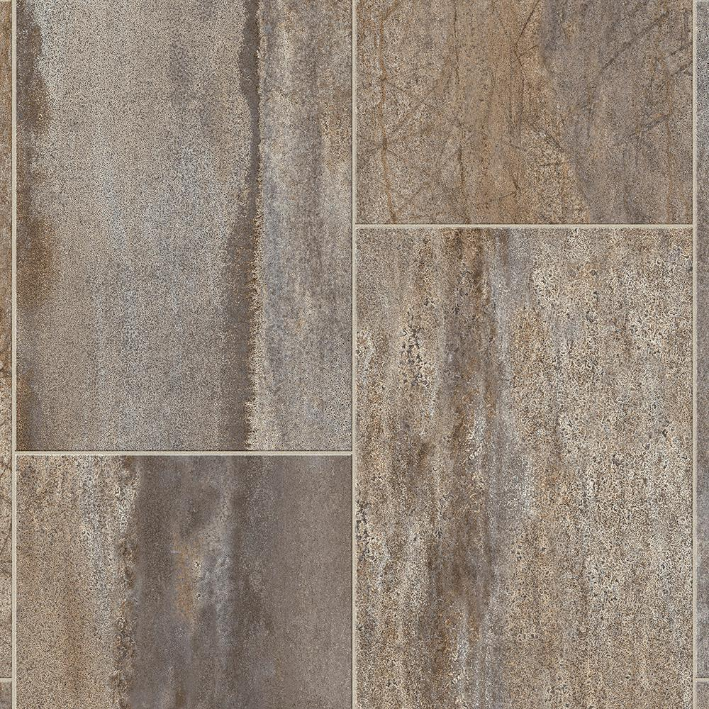 Take Home Sample Cool Gravity Residential Vinyl Sheet Flooring 6 In X 9