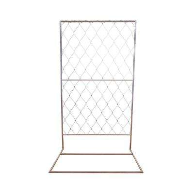 Free Standing Trellis with Base