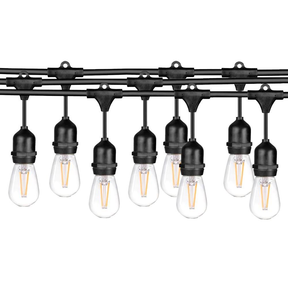 7-Light 24 ft. String Light