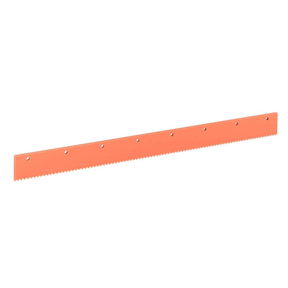 Bon Tool 24 in  Rubber Squeegee Replacement Blade