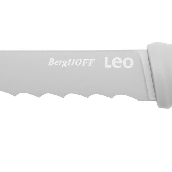 Berghoff Leo 4 5 In Serrated Utility Knife 3950045 The Home Depot