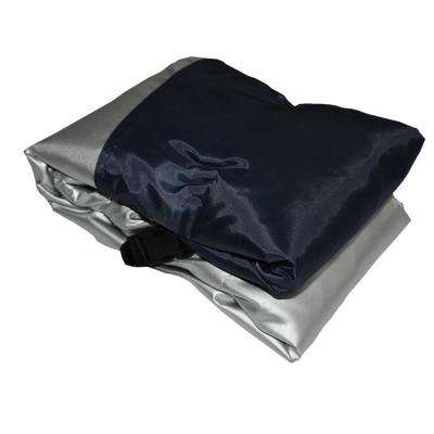 Detailer's Preference Polypropelene 90 in. L x 58.8 in. W x 132 in. H Large/Extra Large Scooter Cover