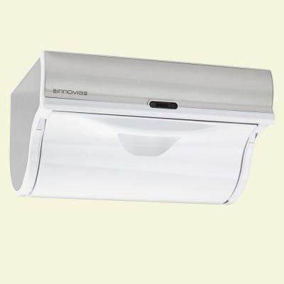 Automatic Paper Towel Dispenser - White