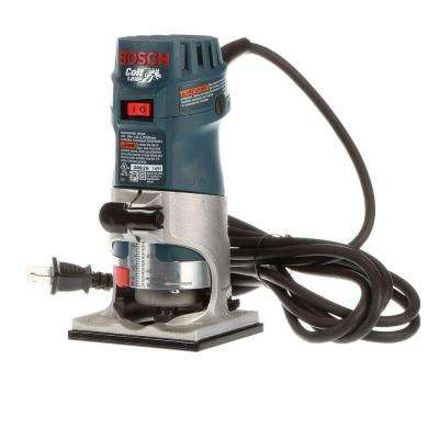 5.9 Amp Corded 1-5/16 in. 1 Horse Power Single-Speed Colt Palm Router
