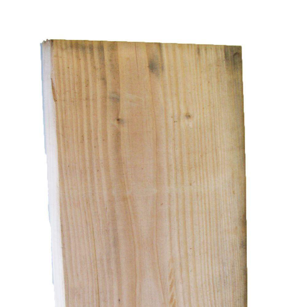2 in  x 8 in  x 20 ft  #2 Better Hi-Bor Pressure-Treated Lumber