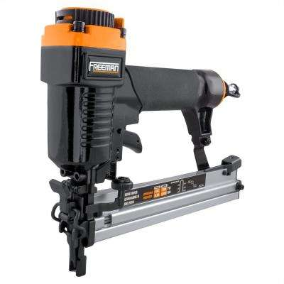 Pneumatic 18-Gauge 7/8 in. Fencing Stapler