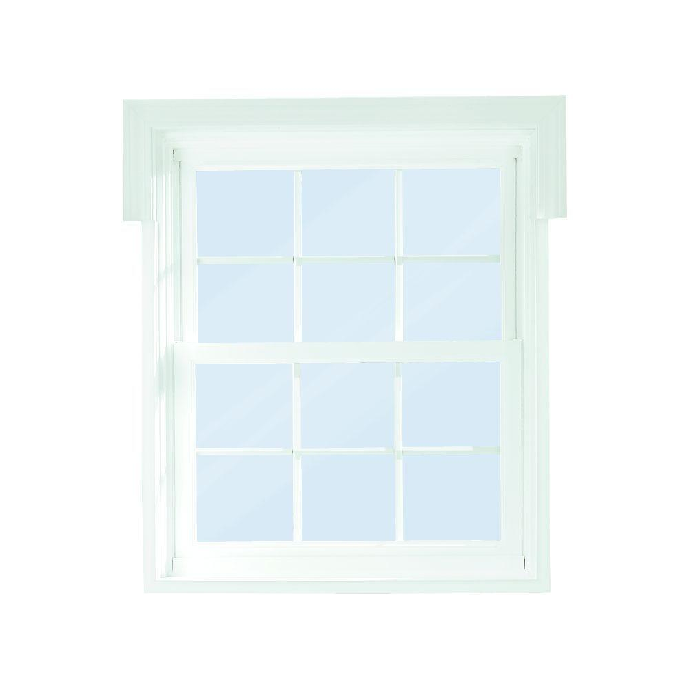 STERLING Window Trim Kit in White