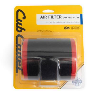 Air Filter for Cub Cadet 547cc Premium OHV Engines OE# 737-05066