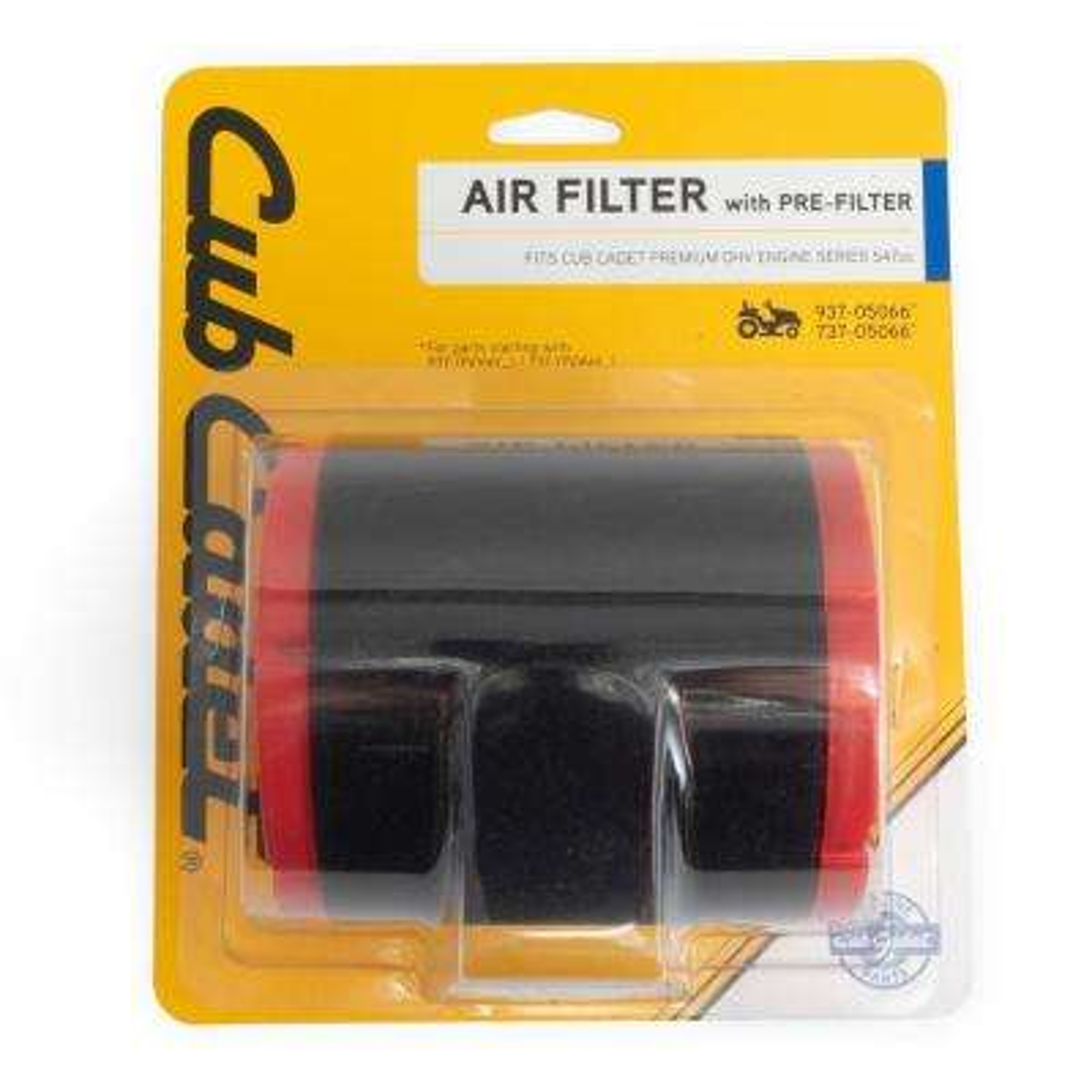 Premium OHV Engine Series 547 cc Air Filter OE# 937-05066/737-05066