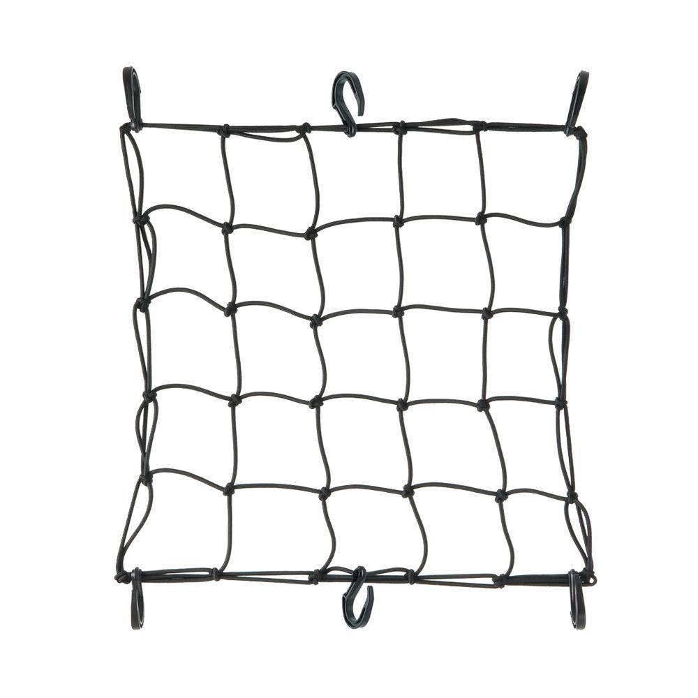 Black Cargo Net
