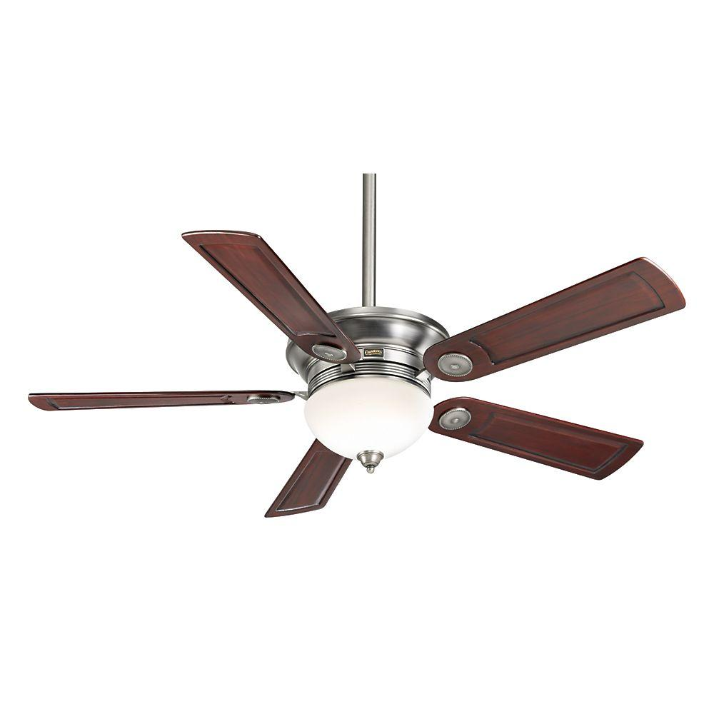 Casablanca Whitman 54 in. Antique Pewter Ceiling Fan-DISCONTINUED