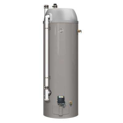 High Efficiency Power Direct Vent 48 Gal. Tall Liquid Residential Propane Water Heater