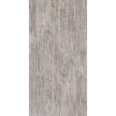 Brushed Wood Greige 12 in. x 23.82 in. Luxury Vinyl Tile Flooring (19.8 sq. ft. / Case)