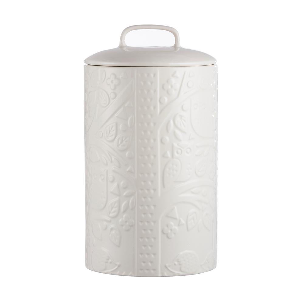 In the Forest Ceramic 128 fl oz XL Jar