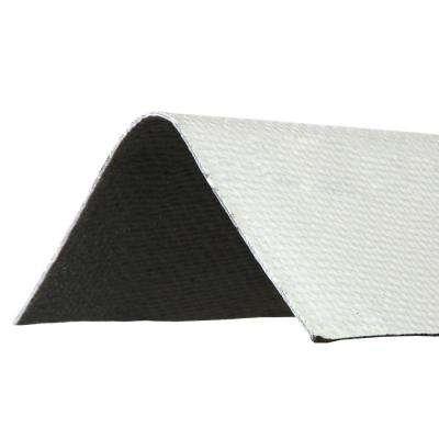 3.3 ft. x 12-1/2 in. White Ridge Cap