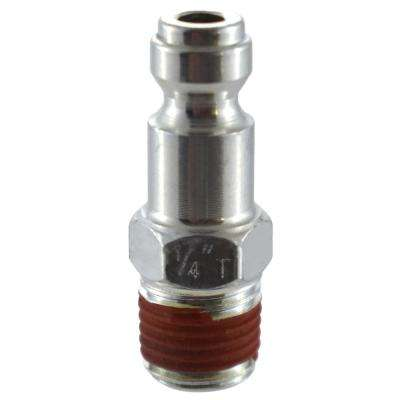 1/4 in. x 1/4 in. NPT Male Automotive Plug