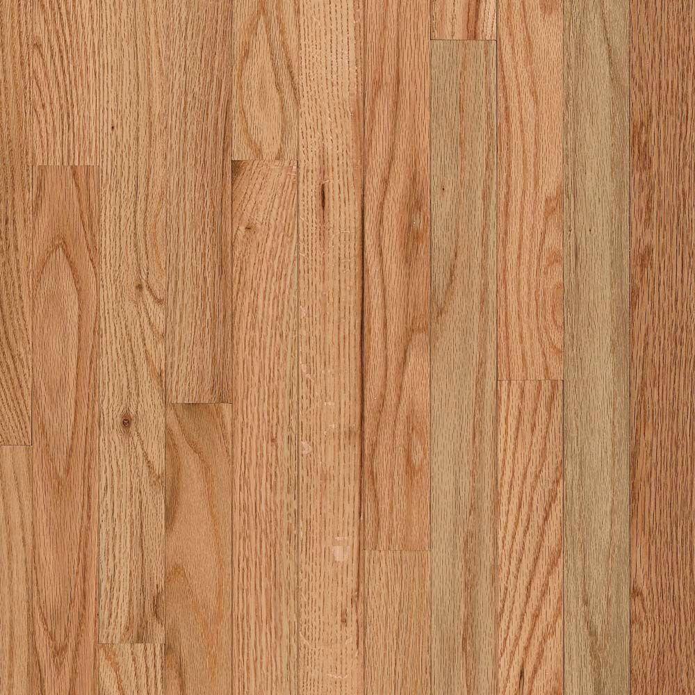 Take Home Sample - Laurel Oak Natural Hardwood Flooring - 5 in. x 7 in.