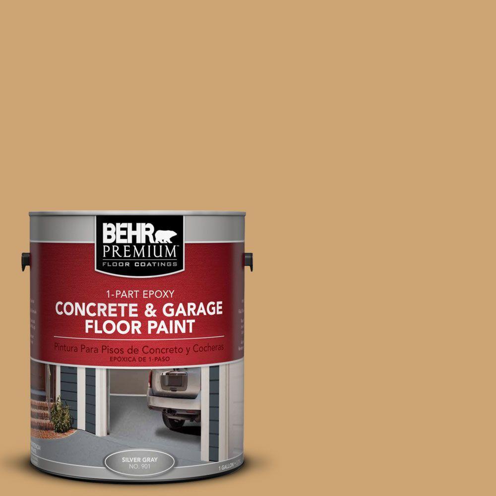 1 gal. #PFC-29 Gold Torch 1-Part Epoxy Concrete and Garage Floor Paint