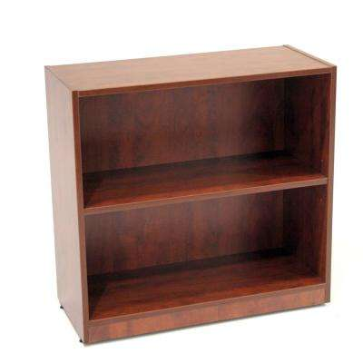 Legacy 30 in. Cherry High Bookcase