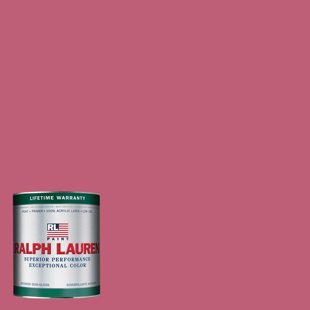Ralph Lauren 1-qt. Colonial Pink Semi-Gloss Interior Paint