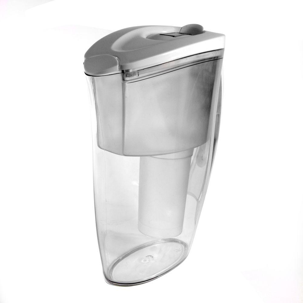 Purlette 6 Cup Water Pitcher With 1 Universal Filter Qp6