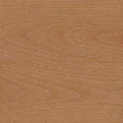 4 in. x 4 in. Wood Countertop Sample in Beech Edge