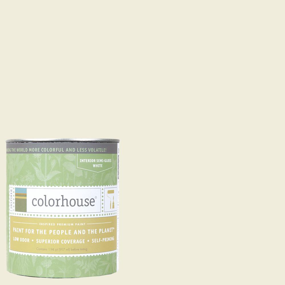 Colorhouse 1 qt. Imagine .04 Semi-Gloss Interior Paint