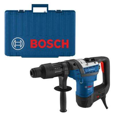 12 Amp 1-9/16 in  Corded Variable Speed SDS-Max Combination  Concrete/Masonry Rotary Hammer Drill with Carrying Case