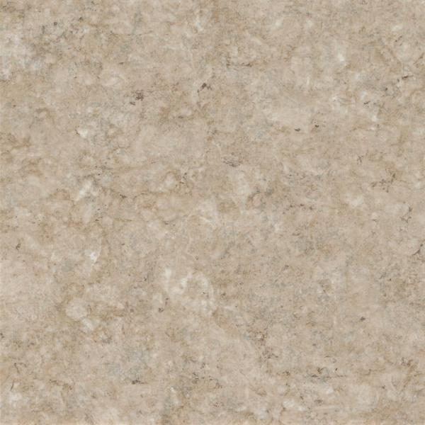 Gothic Stone II Mineral Beige 12 in. x 12 in. Residential Peel and Stick Vinyl Tile Flooring (45 sq. ft. / case)