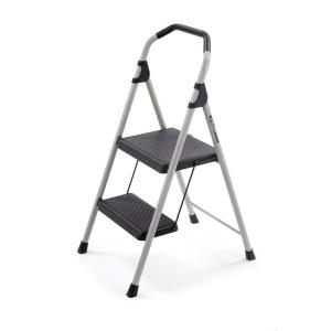 Gorilla Ladders 2-Step Lightweight Steel Step Stool Ladder with 225 lb. Load... by Gorilla Ladders