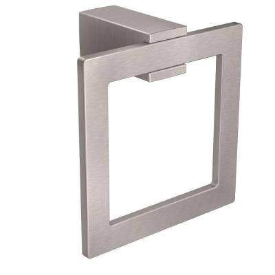 Kyvos Towel Ring in Brushed Nickel