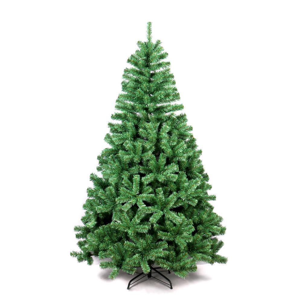 Christmas Tree Shop Connecticut: ALEKO 6 Ft. Unlit Artificial Christmas Tree-CT70H01-HD