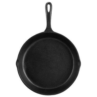 Grill Cast Iron Skillet with Handle