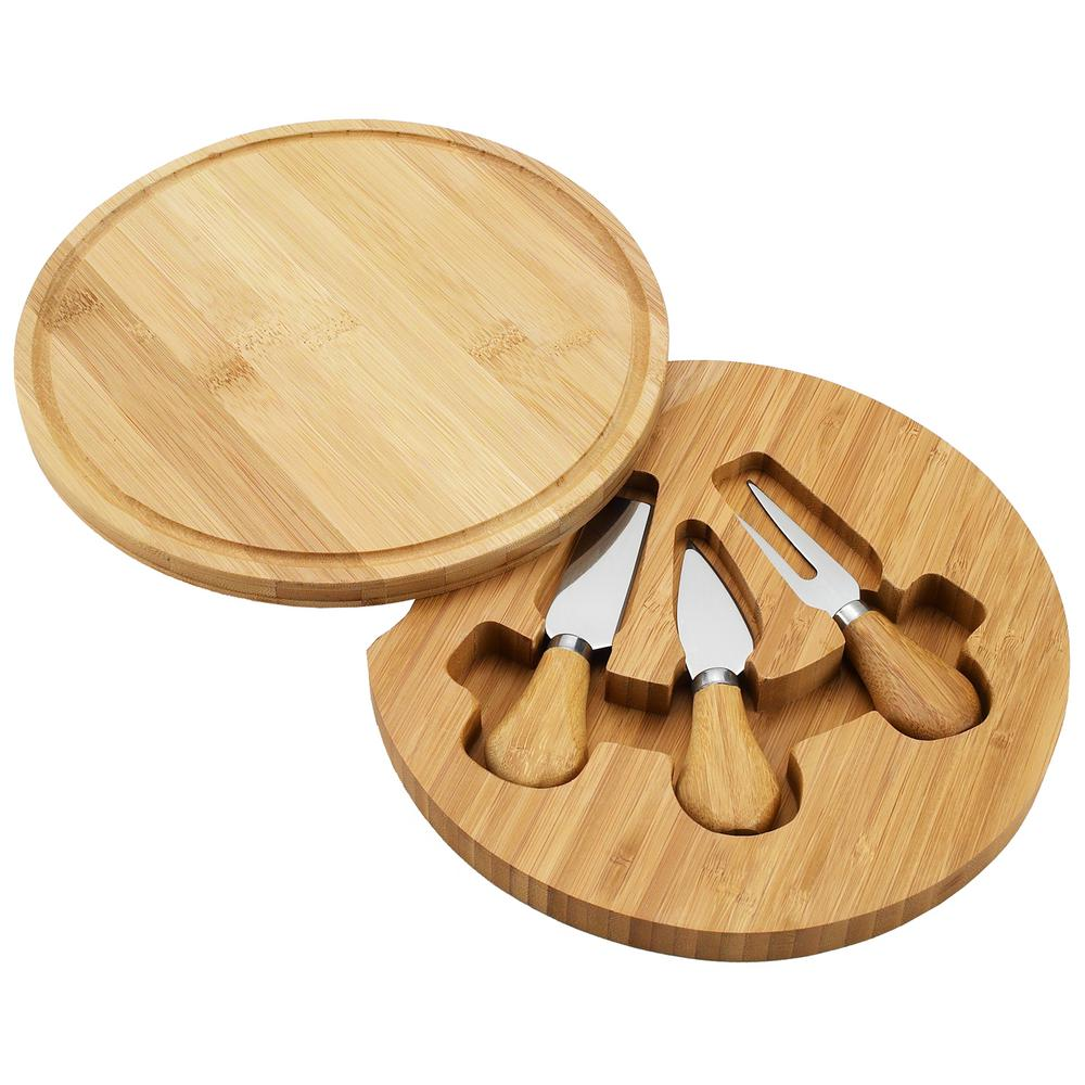 Legacy Concavo Cutting Board And Cheese Tools Set 823 00