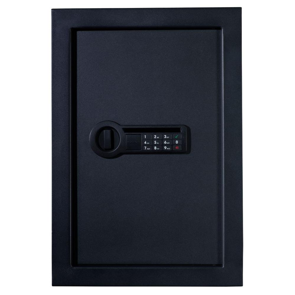 Wall Safe with Electronic Lock