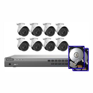 Q-SEE 16-Channel 1080p Indoor/Outdoor Surveillance 2TB DVR