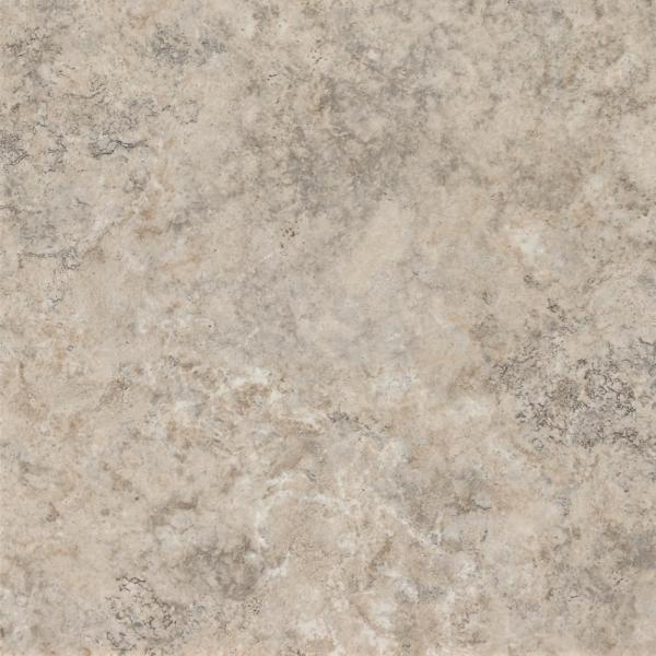 Multistone Warm Gray 12 in. x 12 in. Residential Peel and Stick Vinyl Tile Flooring (45 sq. ft. / case)