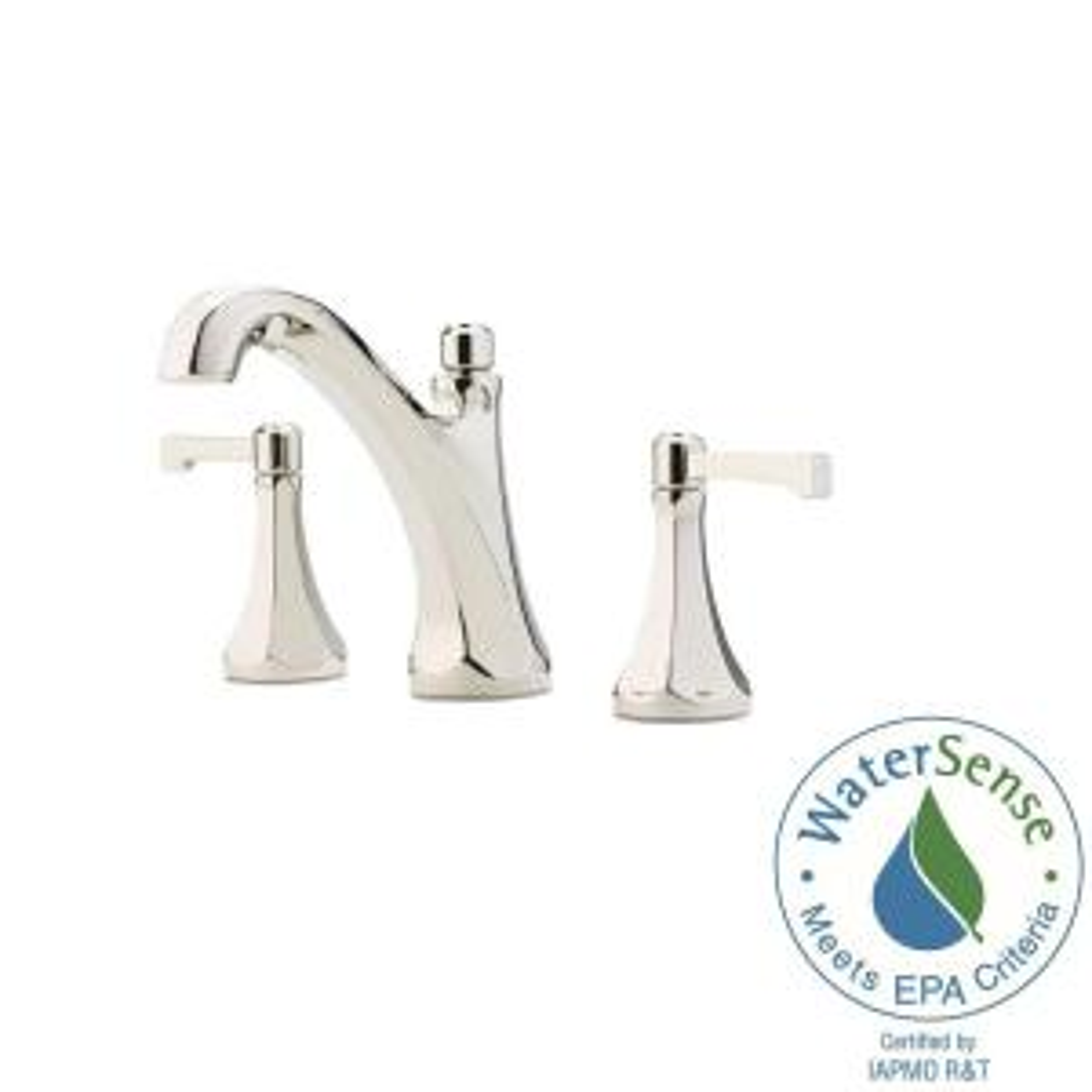 Pfister Arterra 4 In Centerset Single Handle Bathroom Faucet In