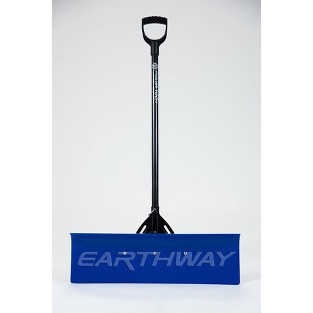 Polar Tech 24 in. Professional Snow Pusher Shovel