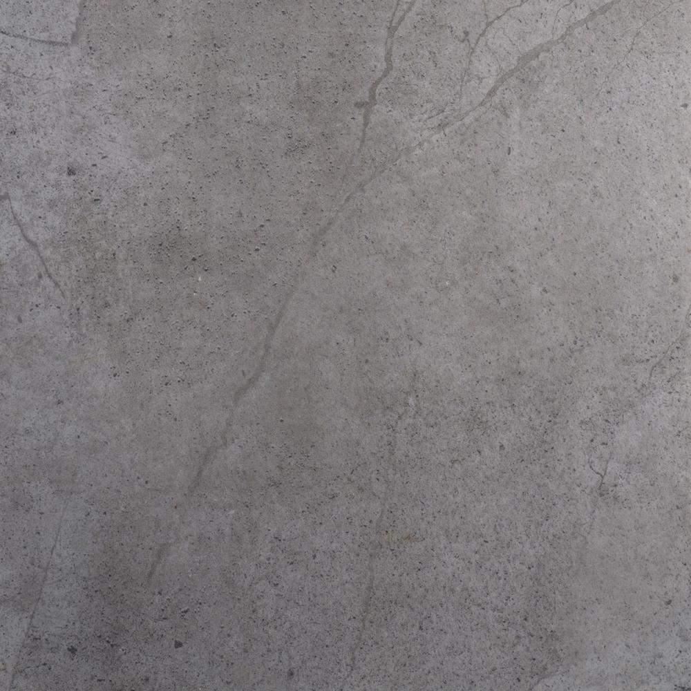 St. Moritz Ii Gray Matte 17.72 in. x 17.72 in. Porcelain Floor and Wall Tile (15.26 sq. ft. / case)