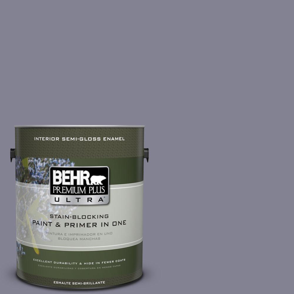 BEHR Premium Plus Ultra 1-gal. #BNC-19 Formal Affair Semi-Gloss Enamel Interior Paint